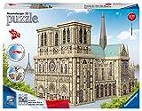 """Ravensburger Erwachsenenpuzzle 12523"""" Notre Dame 3D-Puzzle"""