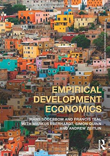 Empirical Development Economics (Routledge Advanced Texts in Economics and Finance)