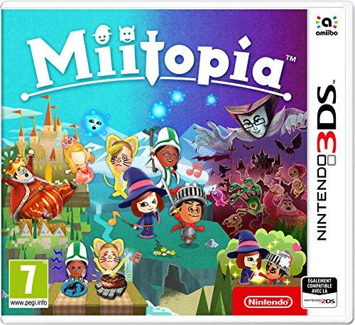 Miitopia Jeu 3DS