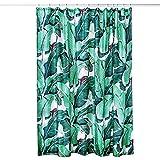 Best Leaf Curtains - Creative & Smart Shower Curtain – 100% High-Grade Review