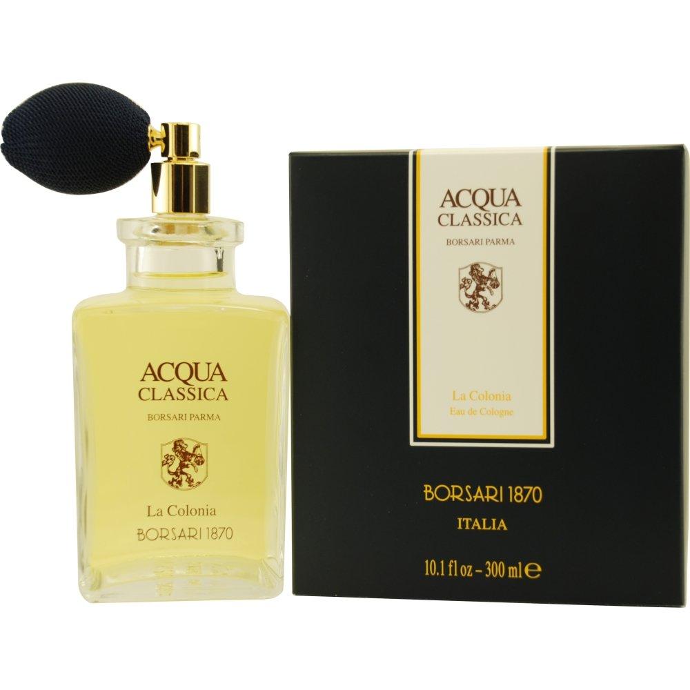 Borsari 1870 Acqua Classica The Coll Lux Eau de Cologne, Donna, 300 ml
