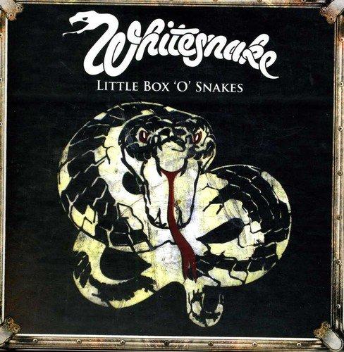 Whitesnake: Little Box 'o' Snakes-Sunburst Years 1978-1982 (Audio CD)