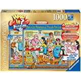 Ravensburger WHAT IF? No. 6 - The Pet Parlour, 1000pc Jigsaw Puzzle