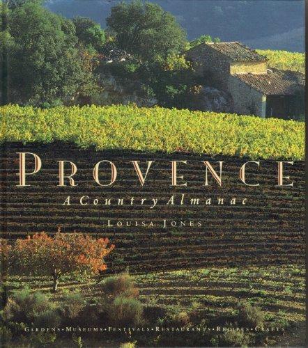 Provence: A Country Almanac - Frankreich Seifen Seife