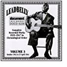 Leadbelly Vol. 3 1939-1947