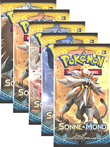 Serie 1 - Booster Pack - Deutsch (5 Booster) ()