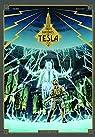 Les trois fantômes de Tesla, tome 2 : La Conjuration des humains véritables par Marazano