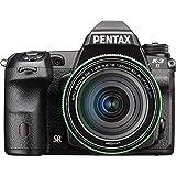Pentax K-3II Gehäuse (24 Megapixel, 8 cm (3,2 Zoll) Display, Live-view, Full HD, GPS unit, Pixelshift) inkl. 18-135mm WR schwarz
