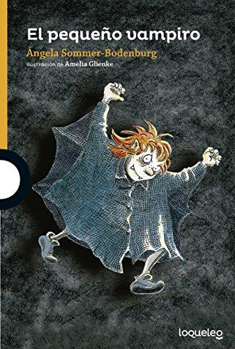 Portada del libro El pequeño vampiro