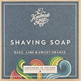 The Handmade Soap Company Shaving Puck Seife 115g