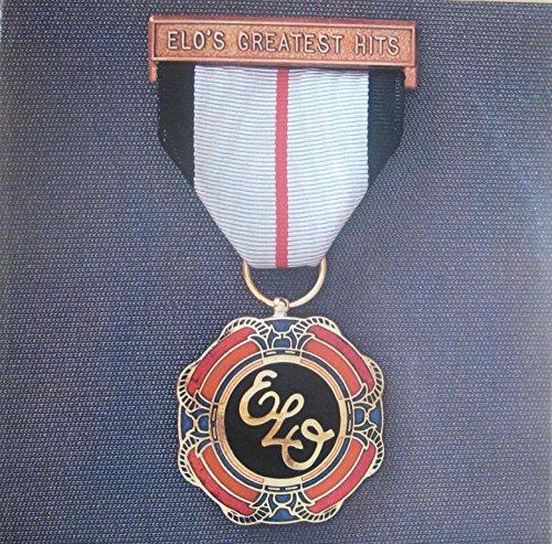 STRA Vinyl LP ELO'S GREATEST HITS,(Incl Mr Blue Sky) EX ()