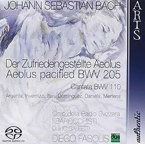 Bach - Cantatas BWV 205 and 110