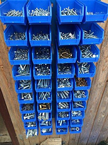 30kg M6,M8,M10,M12,M14,M16 & M20 Nut, Bolt and Washer for sale  Delivered anywhere in UK