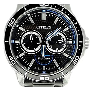 Watch Citizen Eco-Drive Marine BU2040-56E de Citizen