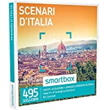 Smartbox - Cofanetto Regalo - SCENARI d'Italia - 495 soggiorni con proposta culturale in Hotel 3* e 4* in borghi e Città d'Arte