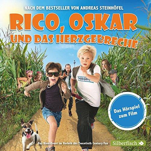 Preisvergleich Produktbild Rico, Oskar und das Herzgebreche - Das Filmhörspiel: 2 CDs