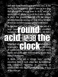 Acid Round the Clock (English Edition)