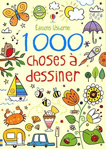 1 000 choses à dessiner par Kirsteen Robson