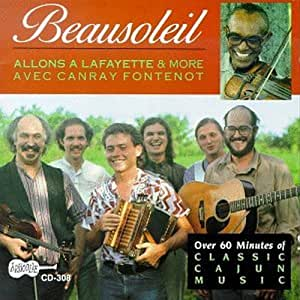 Allons a lafayette more arhoolie sound musik for Lafayette cds 30