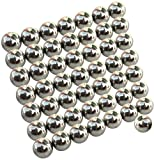 #2: 50 pcs Magnetic Fidget Balls (4mm), Magnetic Sculpture Toy for Intelligence Development and Stress Relief, Puzzle Toy Rollable Magnets Fidget Toys for Anxiety Stress Helps Focusing
