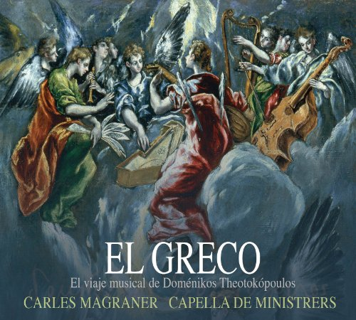 Libros de El Greco