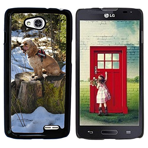 Nur Handy HOT STYLE HANDY PC Hard Case Cover//m00139379American Cocker Spaniel Cocker Sweet//LG Optimus L90D415 (Lg Optimus L90 Hard Phone Case)