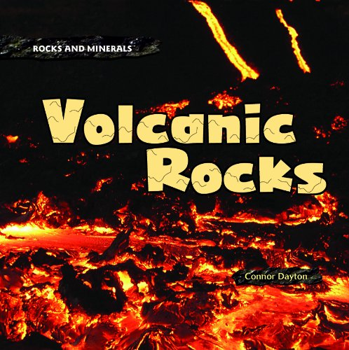 Volcanic Rocks Rocks And Minerals Hardcover