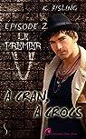 A cran, a crocs, tome 2 : Le premier V par Aisling