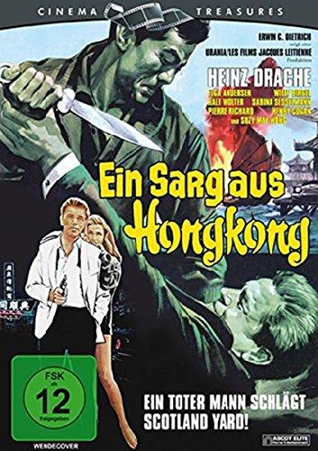 Bild von Ein Sarg aus Hongkong - Ungeschnittene Neuabtastung vom 35mm-Original (Cinema Treasures)