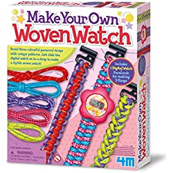 4M Make Your Own Woven Watch Bisuteria (00-04680)