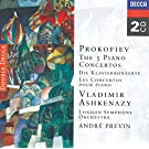Prokofiev: The Piano Concertos 1-5