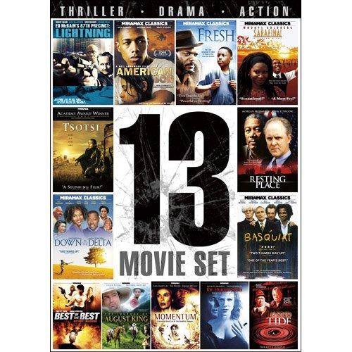 13-Film Set by Whoopi Goldberg