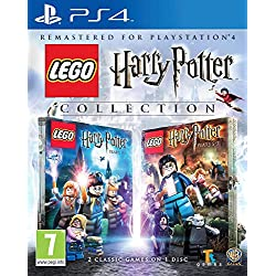 LEGO Harry Potter 1 – 7 Collection PS4