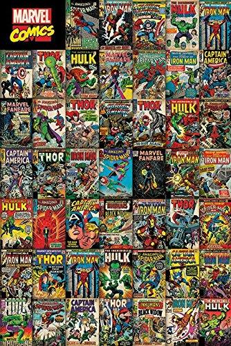 "Marvel Avengers "", motivo"" ""-Maxi Poster, multicolore"