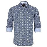 Hemden Blau L