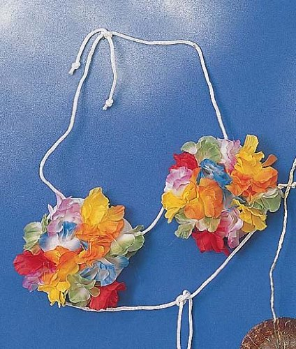 Flower Costume Bra ()