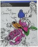 Tendencias Internacional tendencias libro para colorear Pájaros, acrílico, multicolor