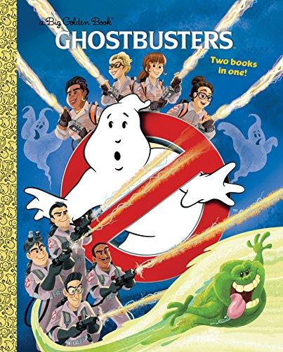 Ghostbusters 2016 Big Golden Book (Golden Books)