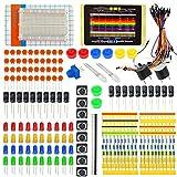 Pixnor Elektronik-Komponenten-Fans-Paket-Parts Kit Set fuer Arduino
