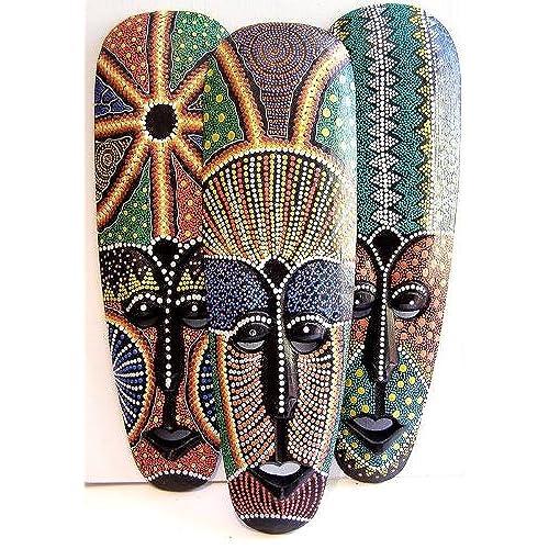 African Masks: Amazon.co.uk