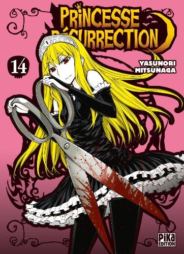 Princesse Résurrection T14 par Yasunori Mitsunaga