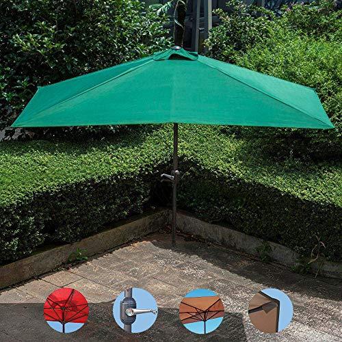 Ombrello da esterno in paglia artificiale ombrellone da esterno da ombrellone da tavolo ombrellone ombrellone pulsante ombrellone ombrellone ombrellone da giardino ldfz