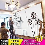 Tapete Experten TV-Hintergrund Wand Papier minimalistisch Modern Living room3dcozy und Luft-Malerei wallpaper3dthe Nahtlose, Schlafzimmer,