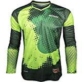 Best Goalkeeper Jerseys - Rinat Hypernova - Unisex goalkeepers jersey, colour dark Review