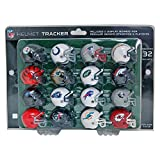 Riddell NFL Helmets Playoff Tracker Set
