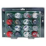 NFL Pro Football Helm Playoff Tracker