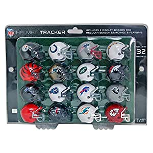 NFL Pro Casque de football de tracker