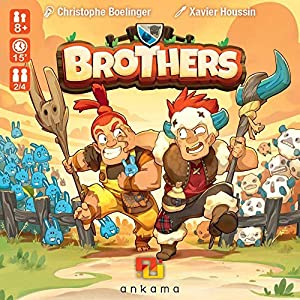 Flying Frog Productions ANK158 Brothers