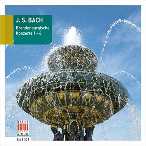 Brandenburgische Konzerte 1 - 6
