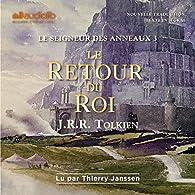 Le retour du roi: Le seigneur des anneaux 3 par J.R.R. Tolkien